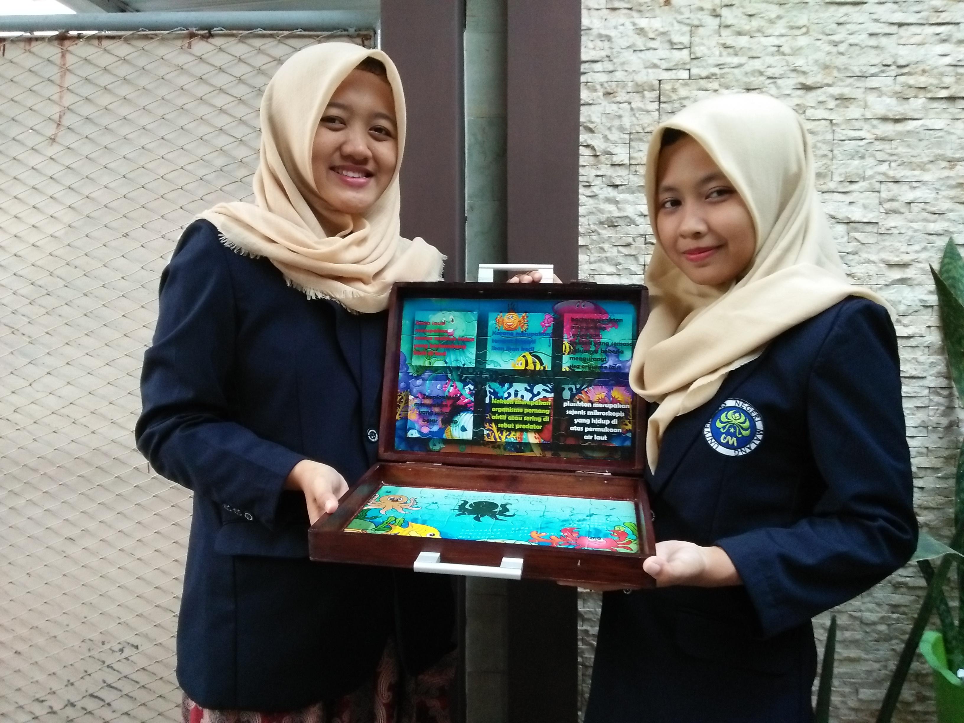 Mahasiswa Kampus 3 UM Merajut Prestasi Melalui LKTI di Universitas Negeri Padang