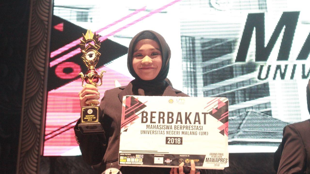 Mahasiswi Jurusan KSDP Prodi PGSD Mendulang Prestasi di Universitas Negeri Malang